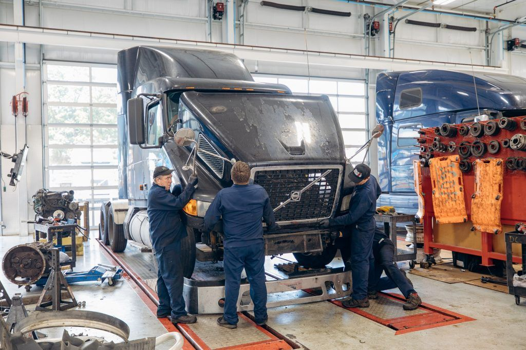 Image result for Volvo Truck Repair